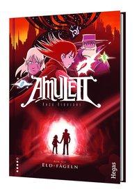 bokomslag Amulett. Eldfågeln
