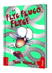 bokomslag Flyg Flugo, flyg!