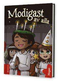 bokomslag Modigast av alla (BOK+CD)