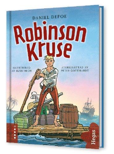 bokomslag Robinson Kruse