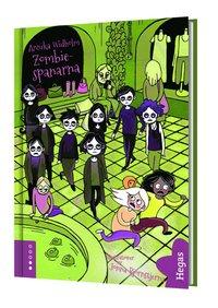 bokomslag Zombiespanarna