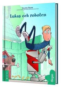 bokomslag Lukas och roboten