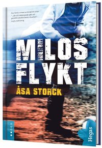 bokomslag Milos flykt (BOK+CD)