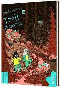 bokomslag Trollspanarna