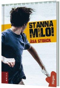 bokomslag Stanna Milo!