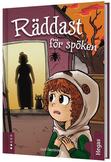 bokomslag Räddast för spöken (Bok + CD)