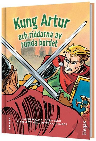 bokomslag Kung Arthur och riddarna av runda bordet