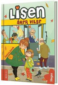 bokomslag Lisen åker vilse
