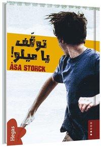 bokomslag Stanna Milo (arabiska) (Bok+CD)