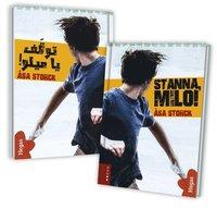 bokomslag Stanna Milo (Tvillingpaket svenska+arabiska)