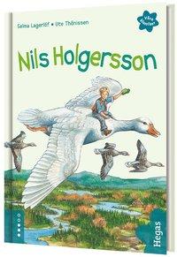 bokomslag Nils Holgersson (lättläst)