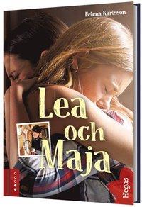 bokomslag Lea och Maja (Bok+CD)
