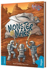 bokomslag Monster på mars