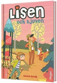 bokomslag Lisen och tjuven