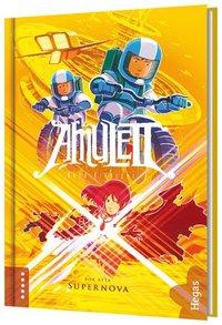 bokomslag Amulett. Supernova