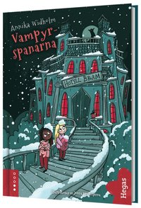 bokomslag Vampyrspanarna