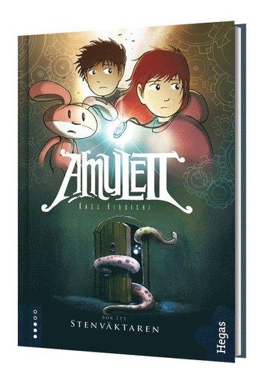 bokomslag Amulett. Stenväktaren