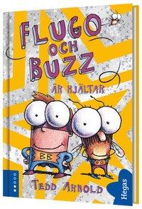 bokomslag Flugo och Buzz är hjältar