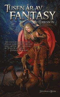 bokomslag Tusen år av fantasy : resan till Mordor