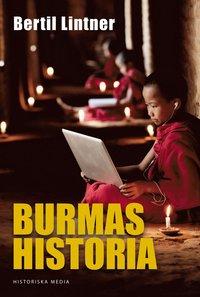 bokomslag Burmas historia