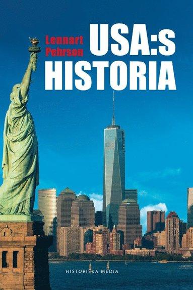 bokomslag USA:s historia