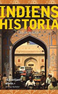 bokomslag Indiens historia