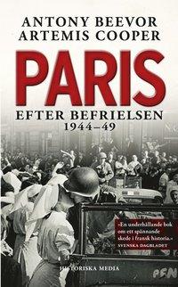 bokomslag Paris efter befrielsen 1944-49