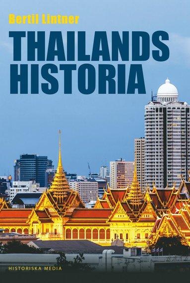 bokomslag Thailands historia