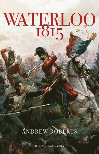 bokomslag Waterloo 1815