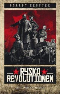 bokomslag Ryska revolutionen 1900-1927