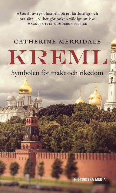 bokomslag Kreml : symbolen för makt och rikedom