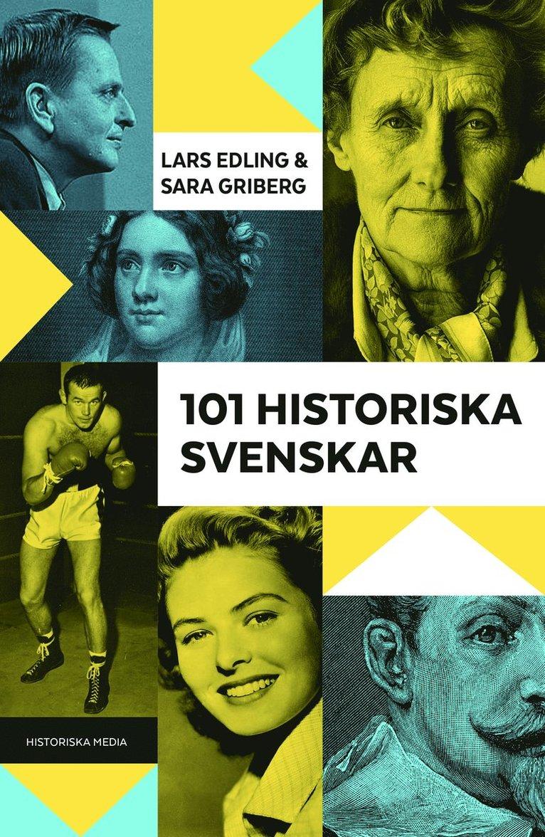 101 historiska svenskar 1