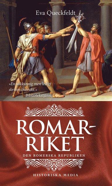bokomslag Romarriket : den romerska republiken