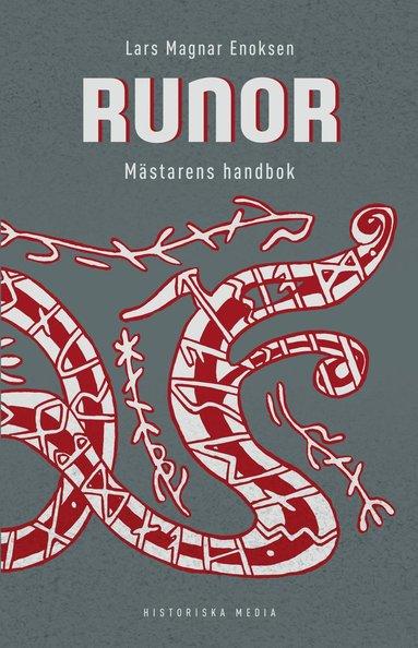 bokomslag Runor : mästarens handbok