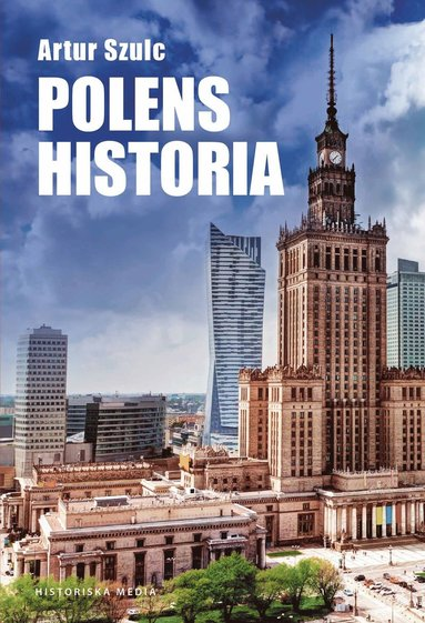 bokomslag Polens historia