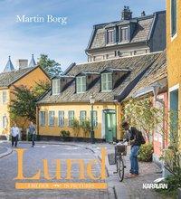bokomslag Lund i bilder - in pictures