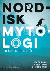 bokomslag Nordisk mytologi från A till Ö