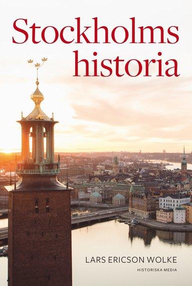 bokomslag Stockholms historia