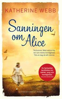 bokomslag Sanningen om Alice