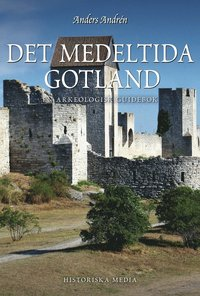bokomslag Det medeltida Gotland - en arkeologisk guidebok