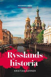 bokomslag Rysslands historia