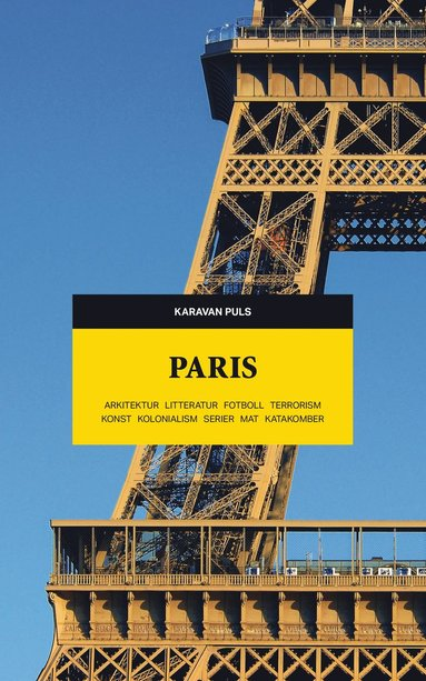bokomslag Karavan puls. Paris