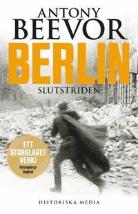 bokomslag Berlin : slutstriden 1945