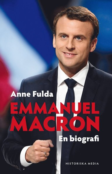 bokomslag Emmanuel Macron