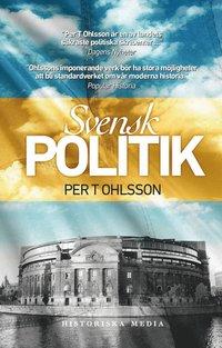 bokomslag Svensk politik