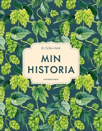 bokomslag Min historia - En fylla-i-bok