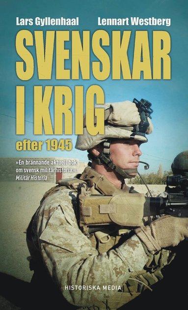 bokomslag Svenskar i krig efter 1945