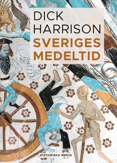 bokomslag Sveriges medeltid