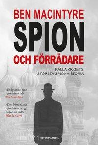 bokomslag Spion och förrädare