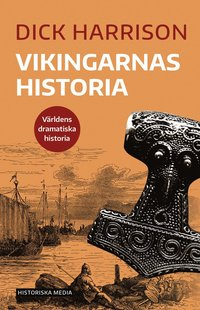 bokomslag Vikingarnas historia